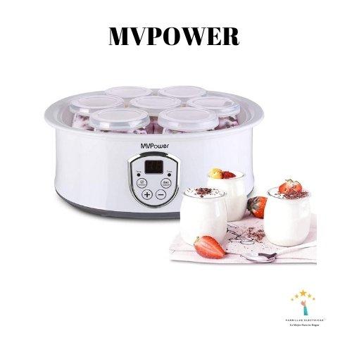 3. MVPower yogurtera