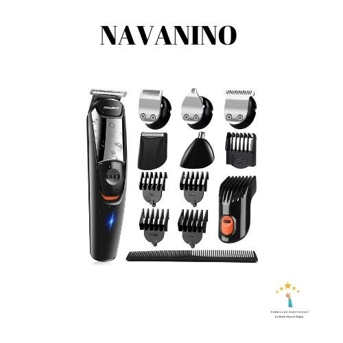 2. Cortapelo profesional peluqueria Navanino