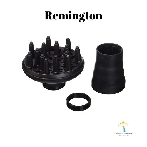 3. Mejor secador con difusor para rizos Remington