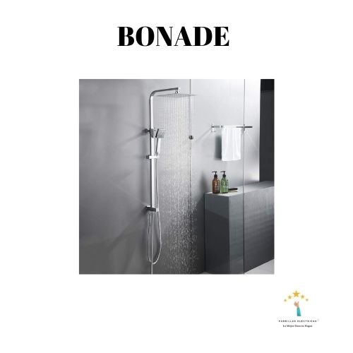 Mejor ducha moderna Bonade