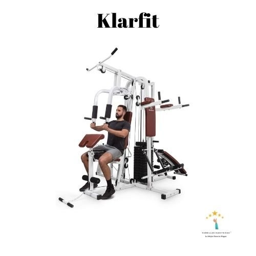2. Klarfit Ultimate Gym estación multifuncional gym