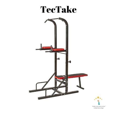 3. TecTake 401400 estación de musculación home gym