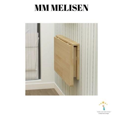 2. Mesa abatible de pared MM MELISEN