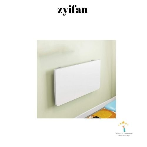 Mejor mesa plegable de pared zyifan