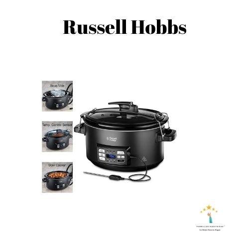 Mejor olla eléctrica Russell Hobbs