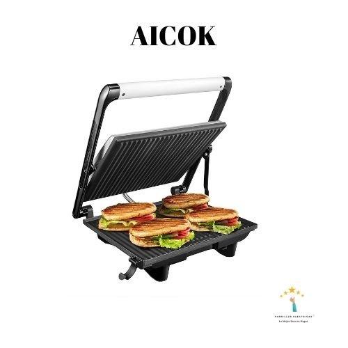 2. Sandwichera eléctrica Aicook