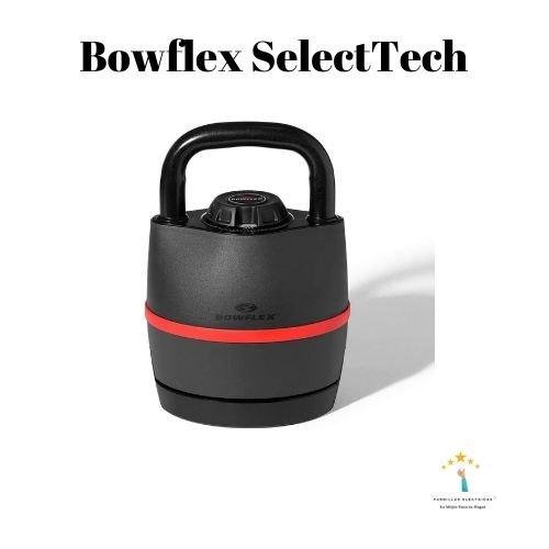 5. Bowflex SelectTech