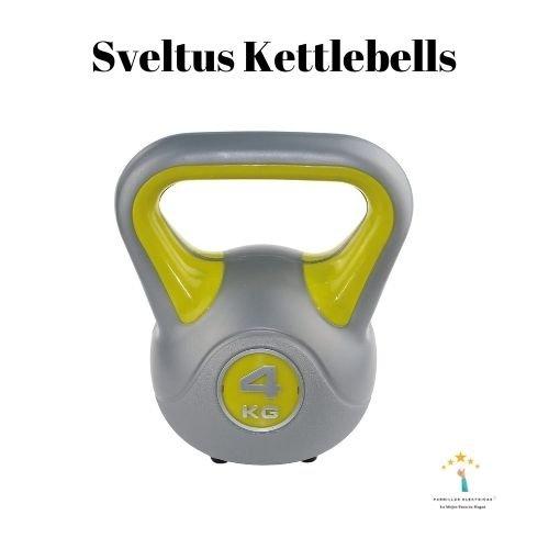Mejor pesa rusa Sveltus Kettlebells