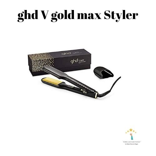 Mejor plancha de pelo GHD V gold max Styler