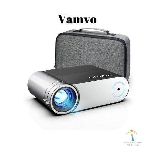 Mejor proyector portatil Vamvo