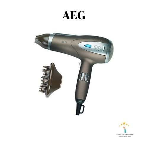 4. AEG - secador profesional iónico