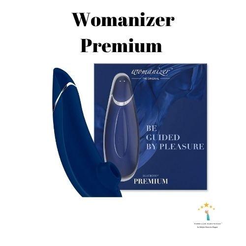 5. Womanizer succionador Premium