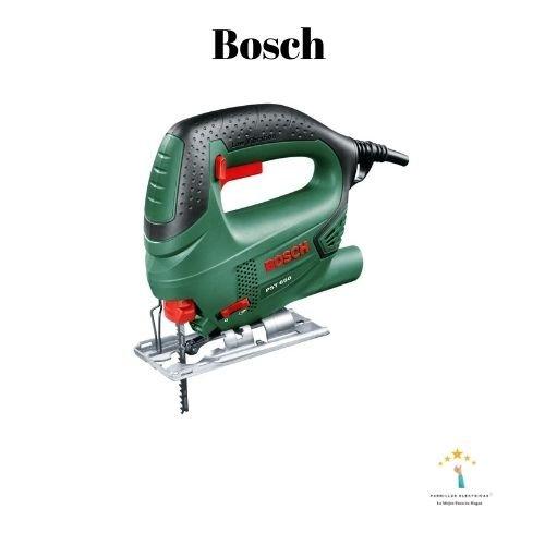 Mejores sierras de calar Bosch