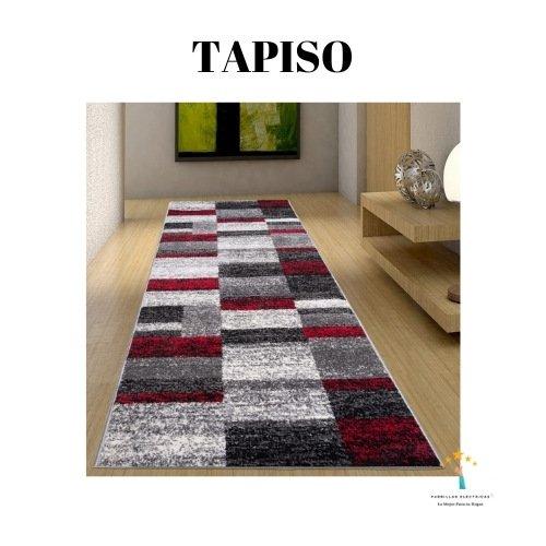 alfombra de pasillo tapiso