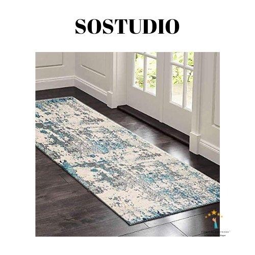 3. Alfombra de pasillo - alfombras vinílicas grandes