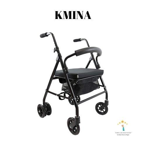 4.  Andador para ancianos con asiento estrecho
