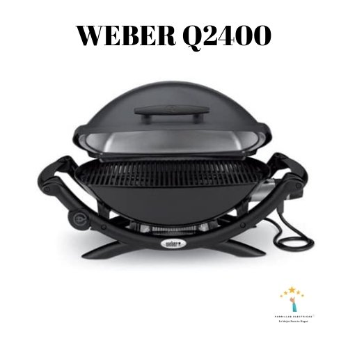 barbacoa electrica weber q 2400