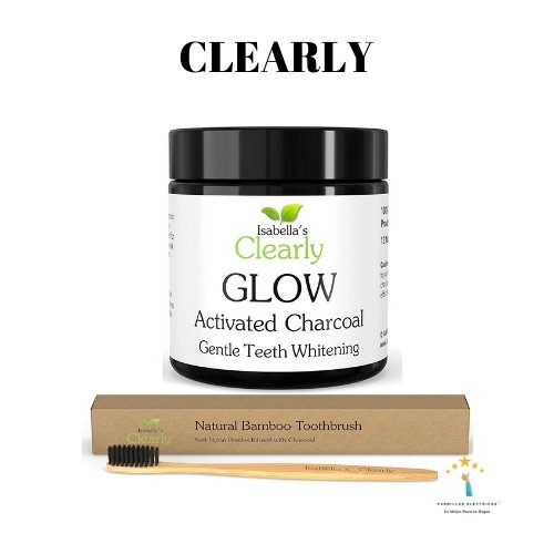 5.  Clearly GLOW, Mejores Blanqueadores dentales