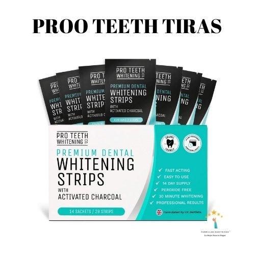 2. Mejor kit de blanqueamiento dental Pro Teeth Whitening Co