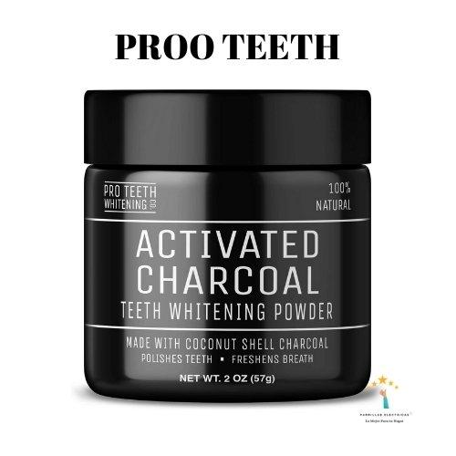 blanqueador dental proo teeth