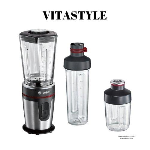 4. Batidora Bosch VitaStyle Mixx2Go