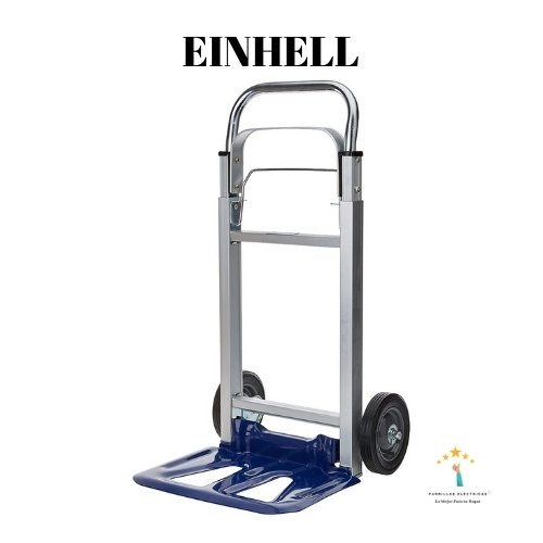 3. Carretilla plegable Einhell