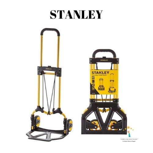 2. Stanley - carretilla de carga plegable