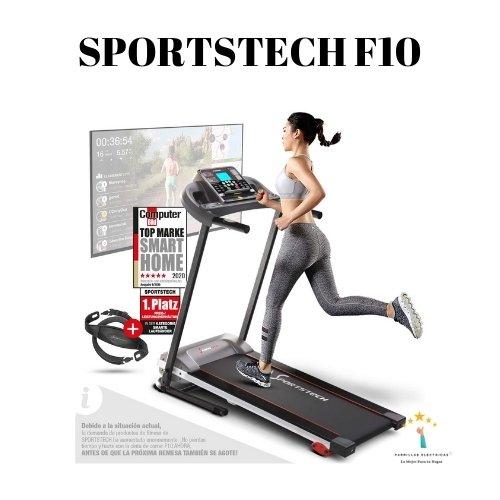 cinta de correr sportstech f10