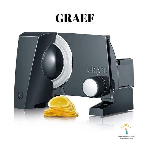 4. Graef S 10002 aluminio - cortador de salchichas