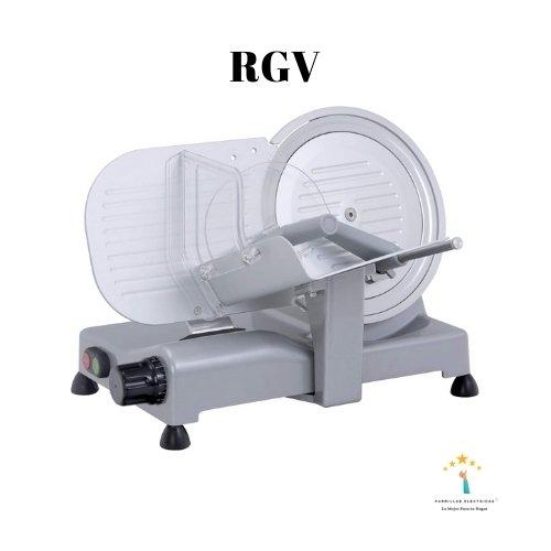 3. RGV Lusso 22 GL Eléctrica - cortadora de fiambres