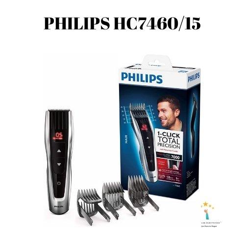 3. Philips HC7460/15 - maquinillas de cortar el pelo Philips