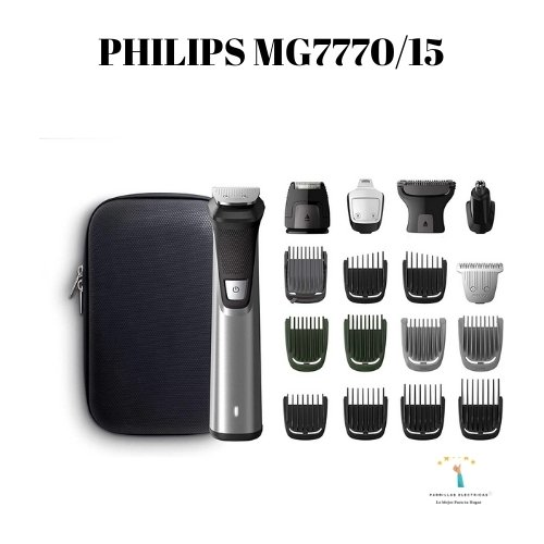 2. Philips MG7770/15 - mejor maquinilla cortapelos Philips