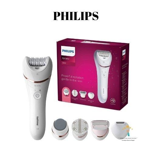 3. Mejor depiladora para las piernas Philips Satinelle