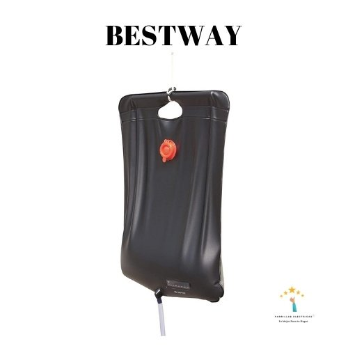 4. Bestway 58224 ducha portátil para casa