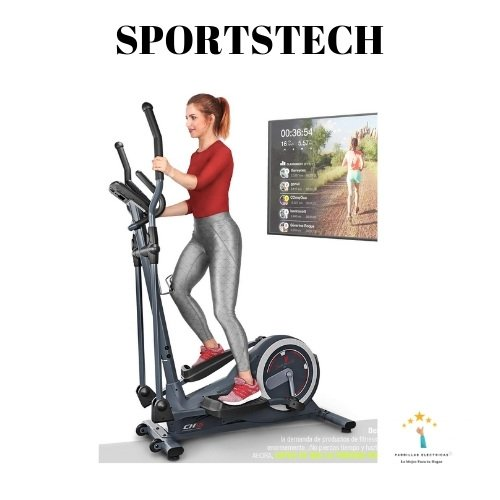 4. Sportstech CX625 - mejor máquina elíptica del mercado