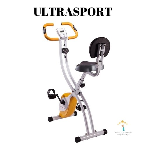 eliptica plegable ultrasport