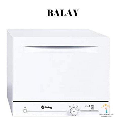 4.  Balay 3VK301BC - lavavajillas sobremesa