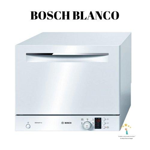 2. Lavavajillas Bosch 48 - lavavajillas compacto a+++