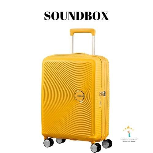 maleta american tourister soundbox