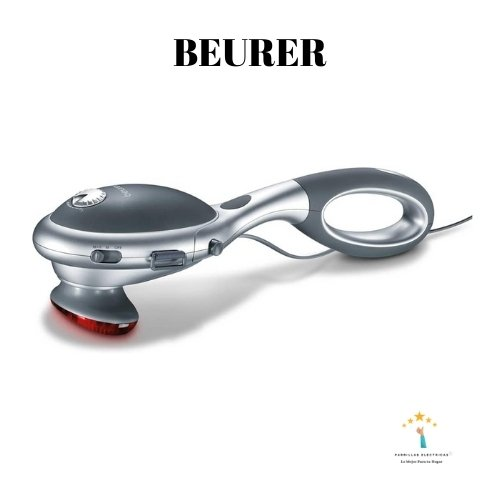 1. Masajeador de presión por golpeo Beurer MG70 22 W para la relajación