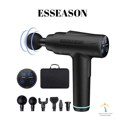 3. Pistola de masaje profesional Esseason