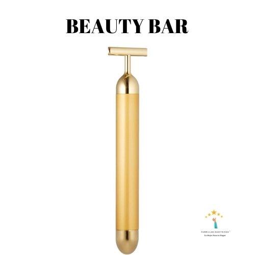 masajeador facial beauty bar
