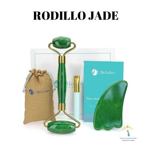 2. Kit de jade 3 en 1 - mejor rodillo de jade