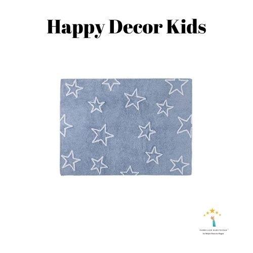 5. Alfombra lavable baratas Happy Decor Kids