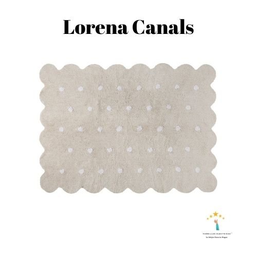 mejor alfombra lavable Lorena Canals