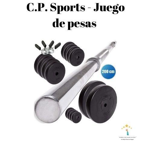 1. C.P. Sports (con pesas)