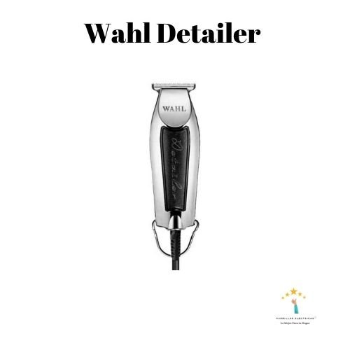 2. Wahl Detailer - Mejor maquina Wahl profesional