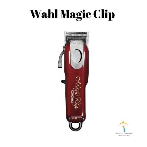 mejor cortapelos Wahl Magic