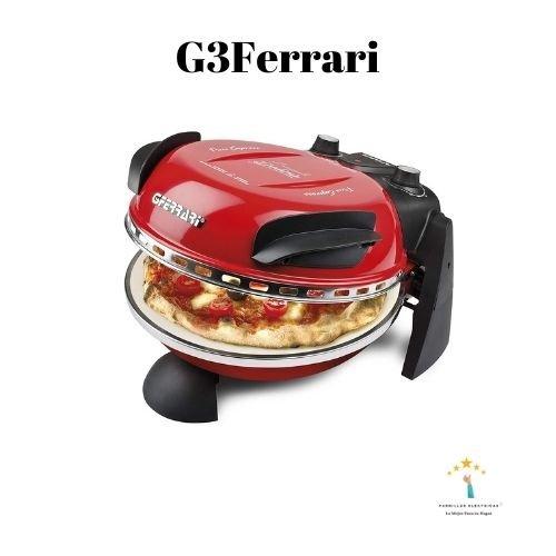 mejor horno para pizza eléctrico G3Ferrari