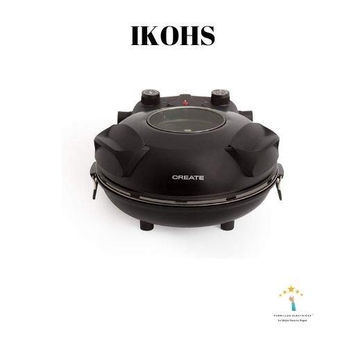 2. Ikohs - horno eléctrico pizza